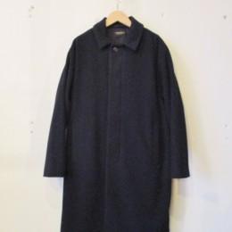Wool Overcoat(DK.NAVY)