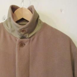 Wool Overcoat(CAMEL)