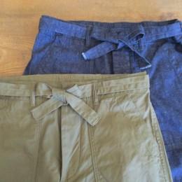 Utility Trousers W/Belt