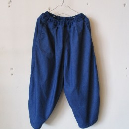 BALL PANTS (BLU)