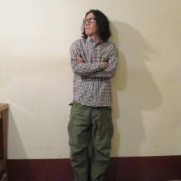 モデル:ギンガムテンシュ(?) 172cm,57kg/着用サイズ:2
