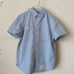 ありそうでなかった(?)ワーカーズシャツの「ショートスリーブ」です。