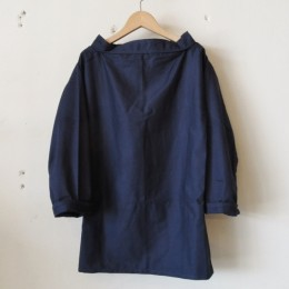 FISHERMAN SMOCK (Navy)
