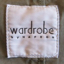 wardrobe by NAPRON