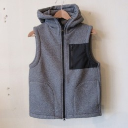 Fleece Vest (GRY)