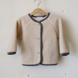 SHEEP BOA JACKET (BEIGE)