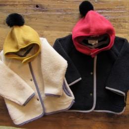 帽子とジャケットのほかにも!?。