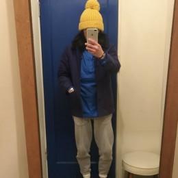 モデル:あんにゃかっなんちゅカッコしとんがよ(!?)の、店主 172cm,57kg/着用サイズ:1