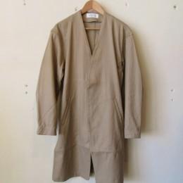 Linen Gown (Beige)