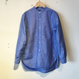 Banded Collar Shirts (END ON END)
