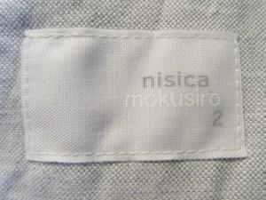「nisica + mokusiro」