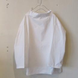 スモッグシャツ (ホワイト)