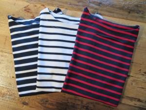 バスクシャツ(半袖)