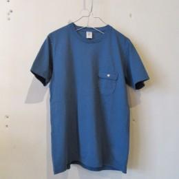 Pocket T-Shirt (Steel Blue)