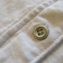 ペイントされたボタンもかわいいですね。