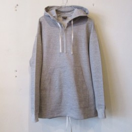 Half Zip Surf Parka (GREY TOP)