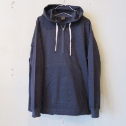 Half Zip Surf Parka (ANTIQUE NAVY)