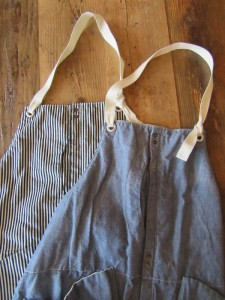 GRIZZLY apron
