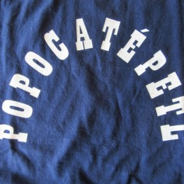 ちなみに・・「POPOCATEPETL(ポポカテペトル山)」=メキシコシティの人々に昔から愛されてる活火山、だそうですよ。