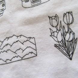 富山の県花「チューリップ」に・・