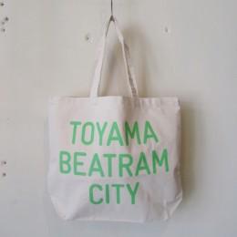 BEATRAM トートバック (グリーン)