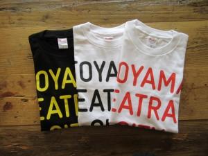 BEATRAM Tシャツ 各¥2.500(+ tax)