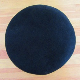 BASQUE BERET (BLACK)