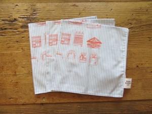 BEATRAM ハンカチ ¥1.200(+ tax)