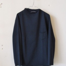 Sweat Offneck (Navy)