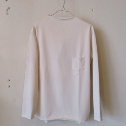 Sweat Offneck (Ivory)