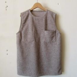 Reversible Fleece Vest