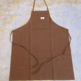 SHOP APRON (Brown Duck)