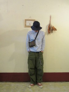モデル:キス・アンド・クライ&(・・の。)店主 172cm,57kg