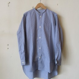 no collar long shirts (STP)