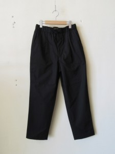1 Tuck Tapered Easy Trousers