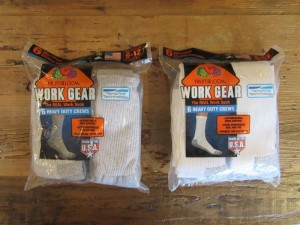 WORK GEAR 6 HEAVY DUTY CREWS