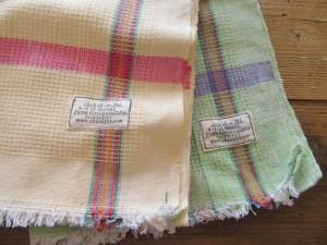 KHADI COTTON WAFFLE TOWEL