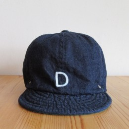 BALL CAP (INDIGO)