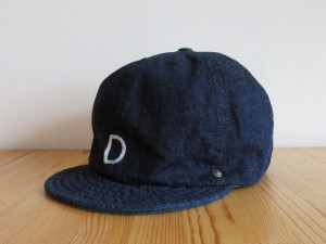 BALL CAP -DENIM-