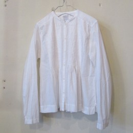 khadi pin tuck BL (OFF WHITE)