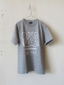 ミックスフライTシャツ (GRAY)