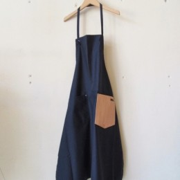 CRAFT APRON (NAVY)