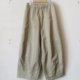 PARACHUTE PANTS (BEIGE)