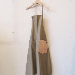 CRAFT APRON (BEIGE)