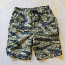 Fatigue Shorts (TIGER CAMOFLAGE)