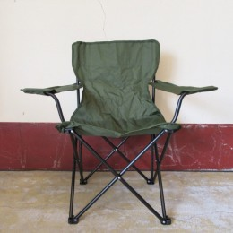 UK ARMY FOLDING CHAIR