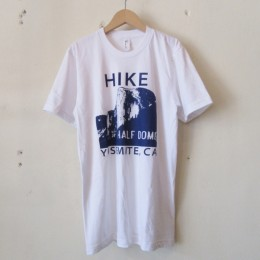 HIKE HALF DOME (WHITE)
