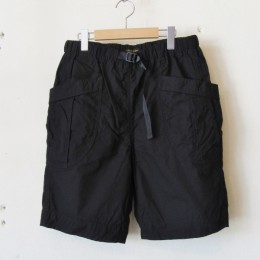 Fatigue Shorts (BLACK)