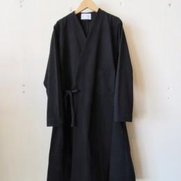 WORK DRESS COAT (BLACK)