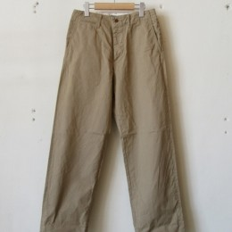 Type45 Chino Trousers (BEIGE)